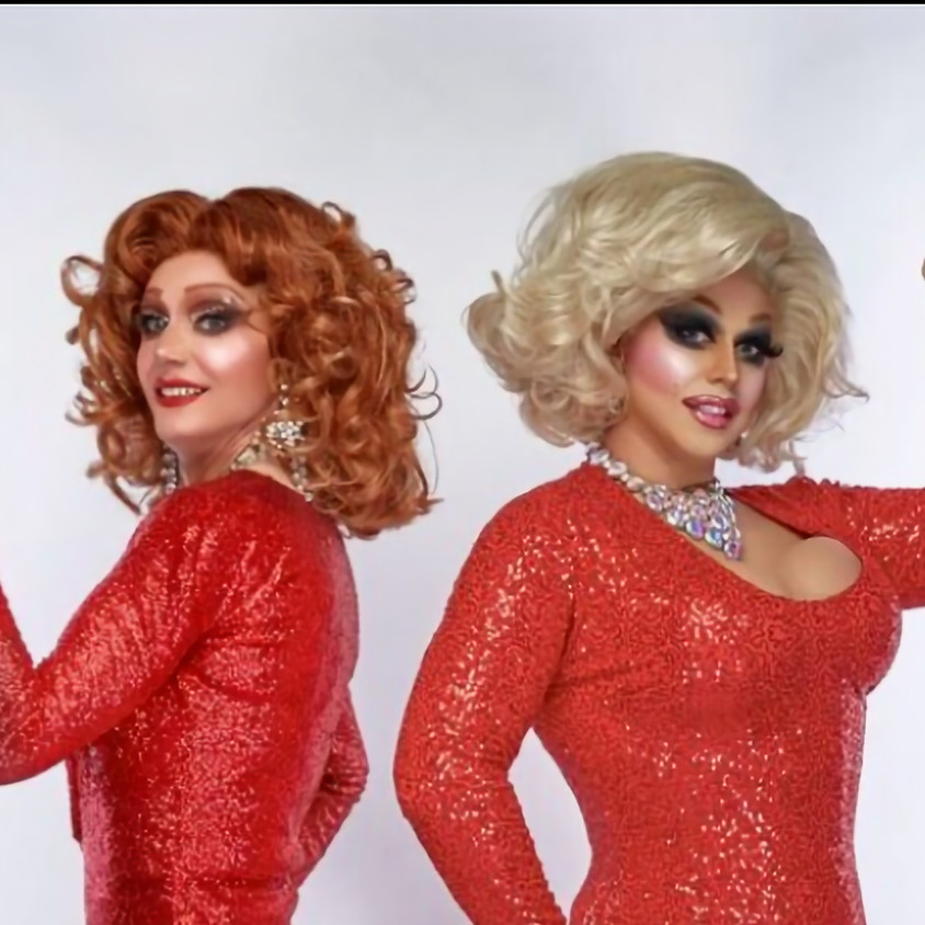 Claire's Pop Up Petit cabaret presents Minnie and Tora