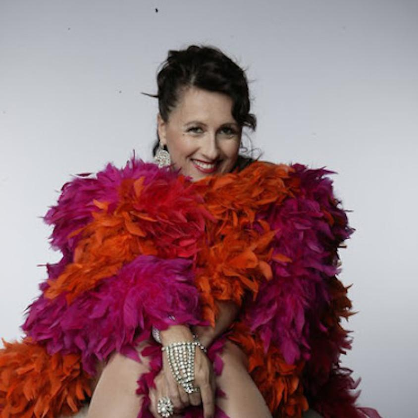 Claire's pop up petit cabaret presents Shauna Jensen