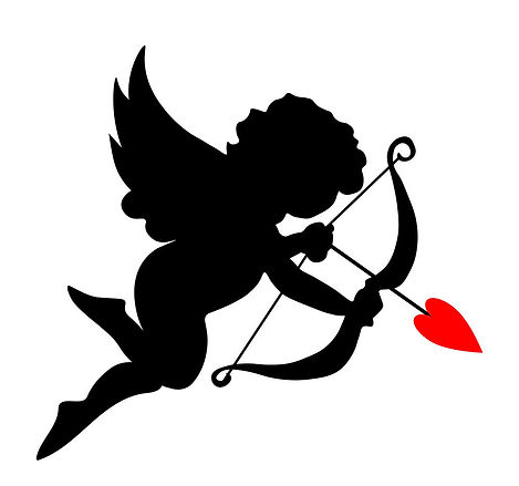 valentine-cupid-icon-with-arrow-and-wing