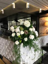 Large flower display