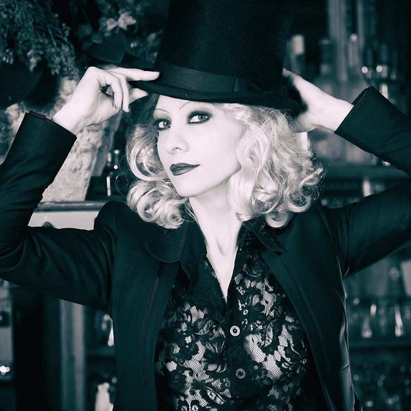 Claire's pop up petit cabaret presents NIKKI NOUVEAU (1)