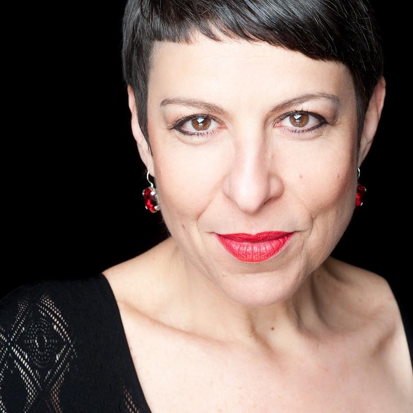 Claire's pop up petit cabaret presents Natalie Gamsu