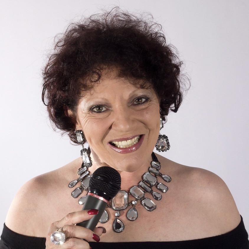 Claire's pop up petit cabaret presents Sylvana B