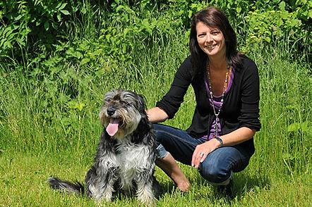 Ulla Pizzeghello Hund
