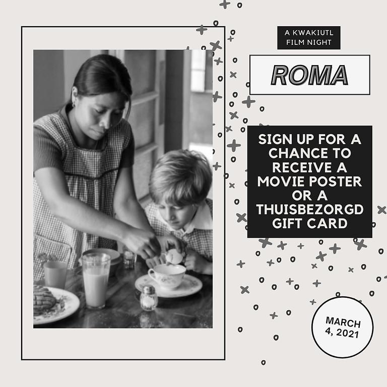 MOVIENIGHT : ROMA