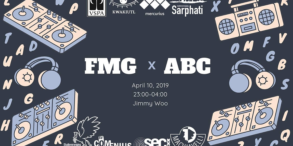 FMG Party: FMG x ABC