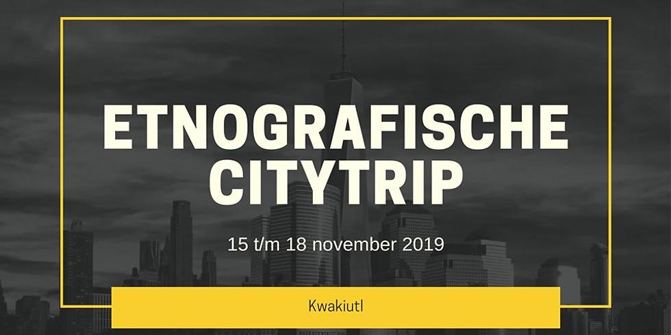 Etnografische citytrip