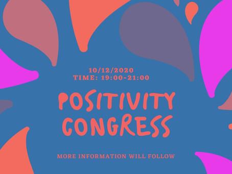 LaSSA Positivity Congress 10/12