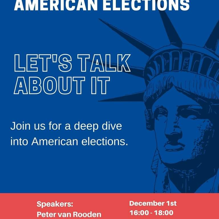 American Elections 2020; Let's Talk About It
