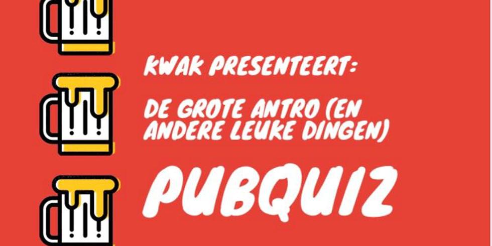 Kwakiutl's Pubquiz