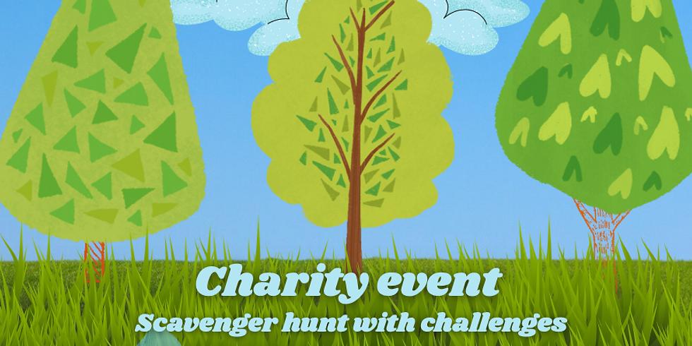 Charity event Kwakiutl
