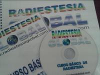 Curso de Radiestesia Básico em DVD