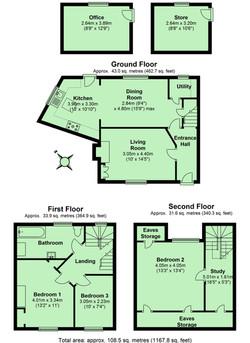 Floor Plan example 1