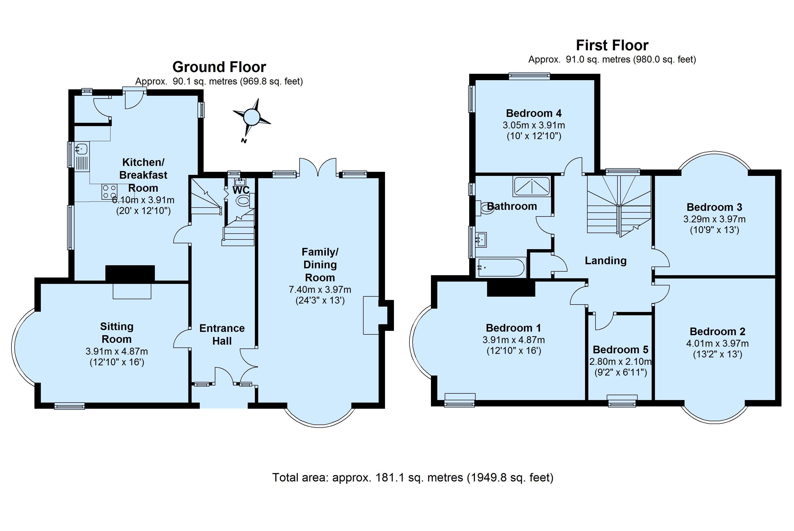 Floor Plan example 4