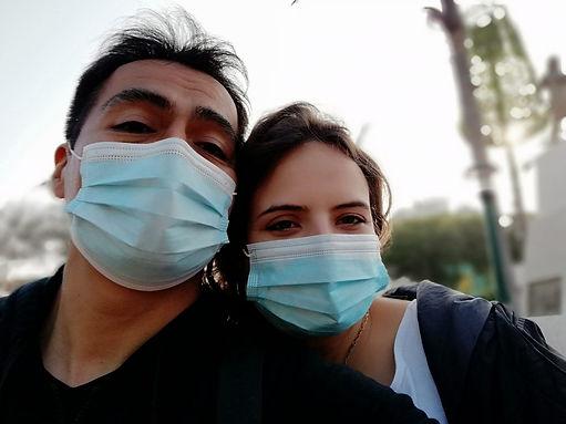 Julia  and Arturo