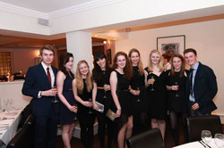 Geography Society Annual Dinner