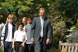 Downing Street Gardens 2006