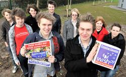 SRC Bede Eco garden Campaign