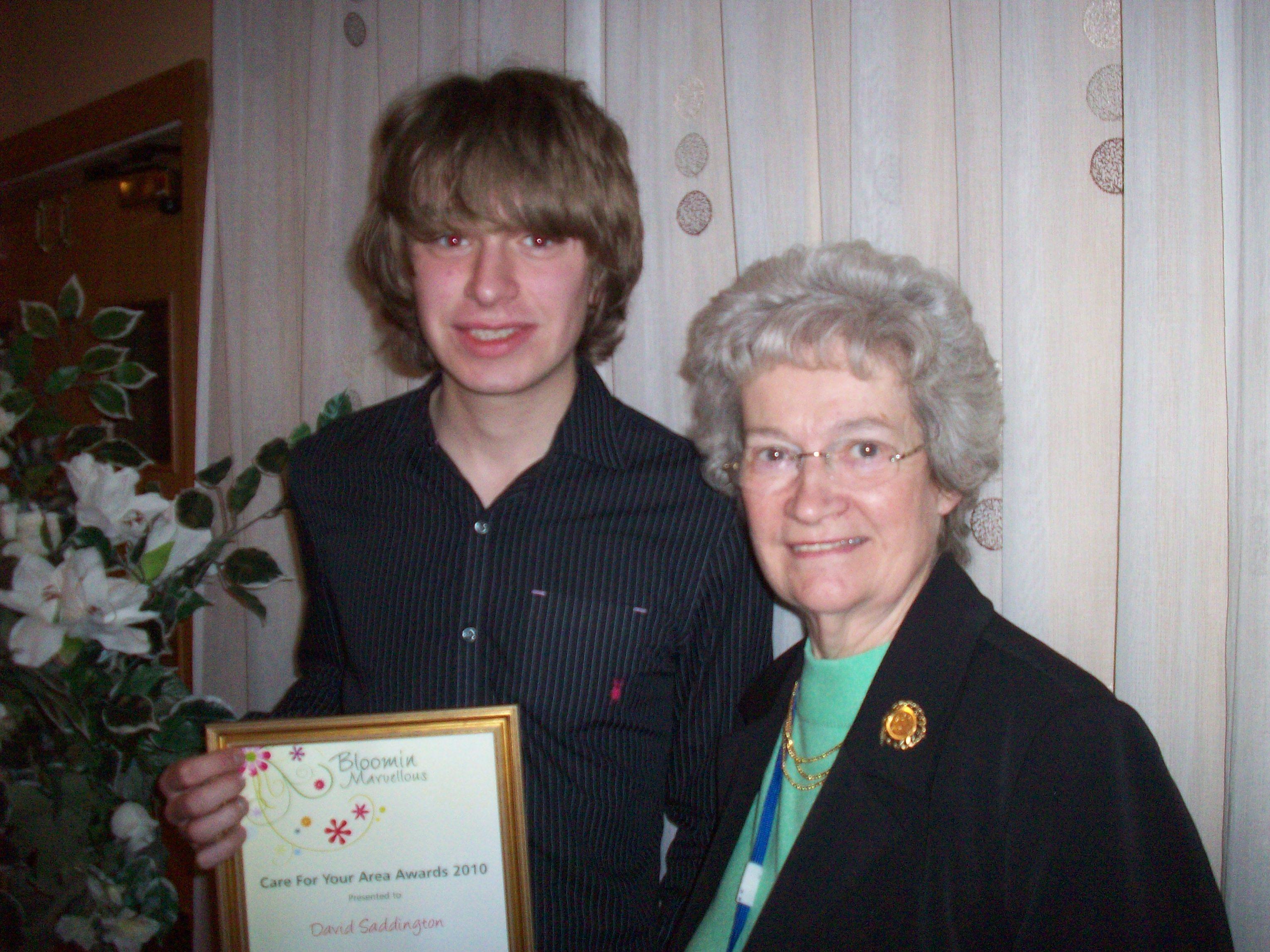 Environment Awards 2010