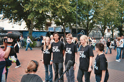 Live Earth BBC Interview 2007