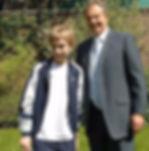 David Saddington Tony Blair