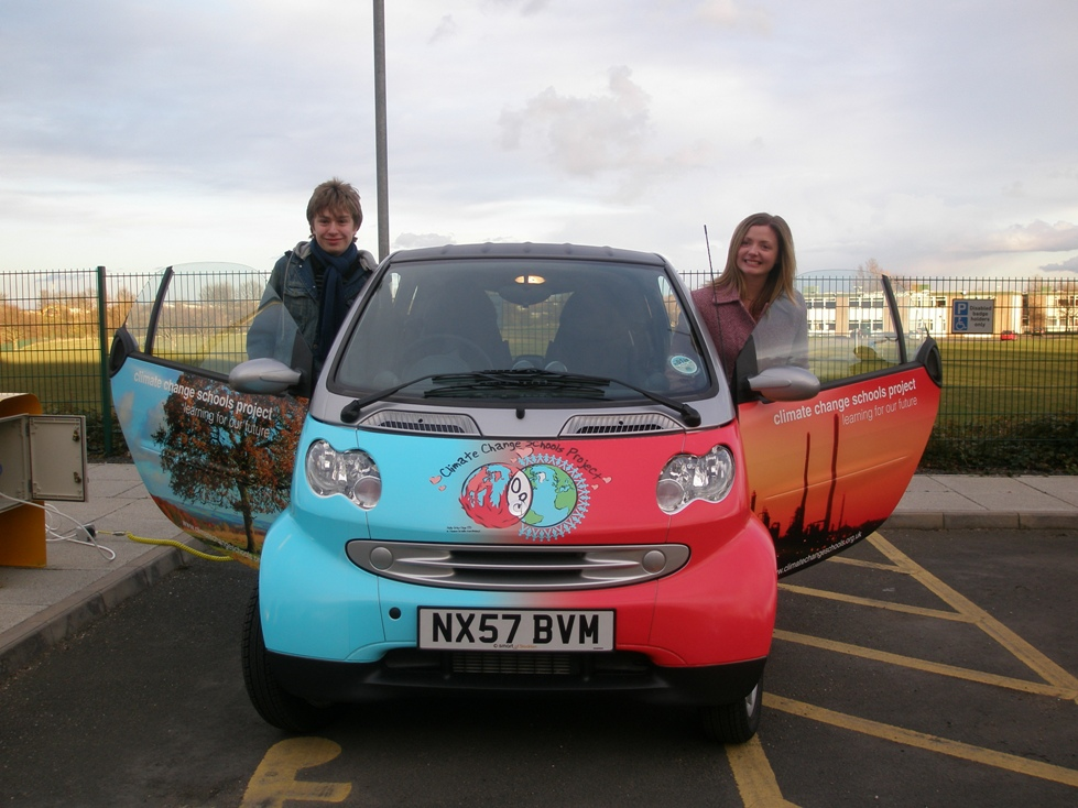 Launch of Electric Smart Car
