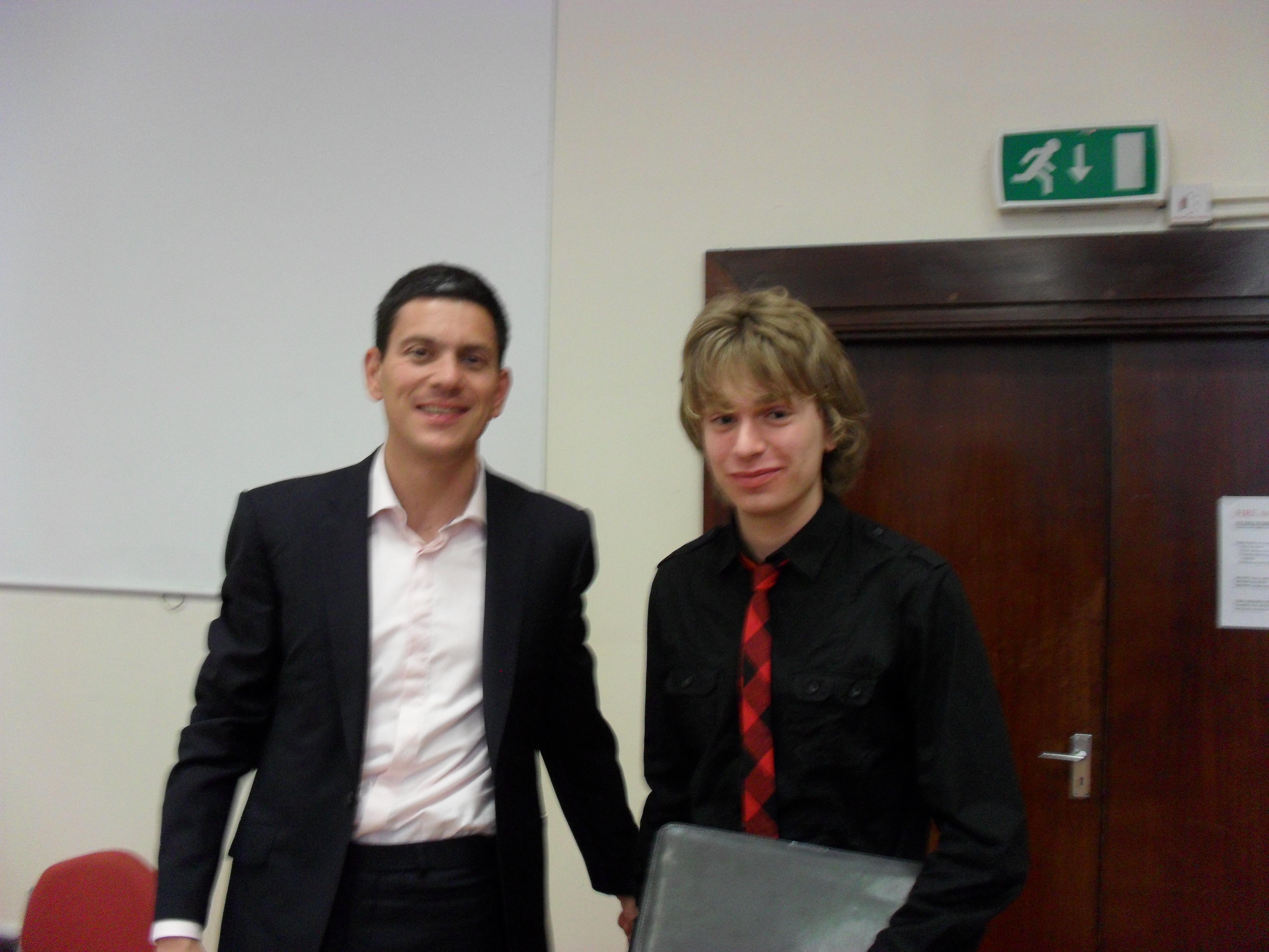 David and David 2010