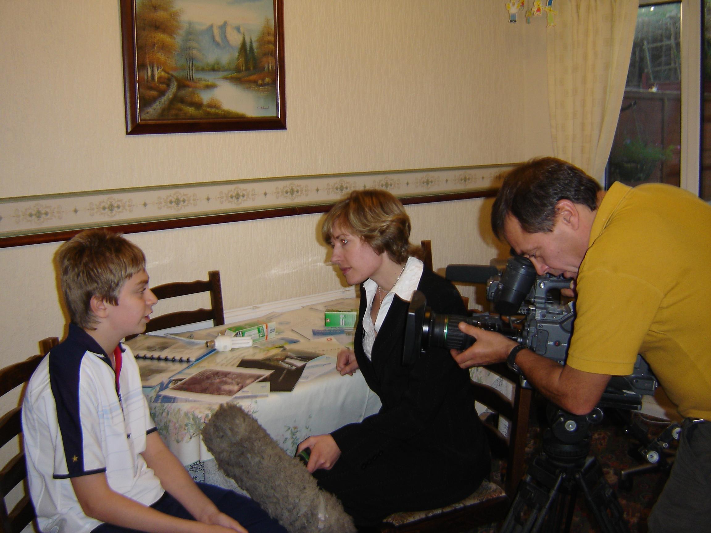 ITV News 2007