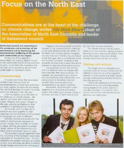 NE Climate Communications