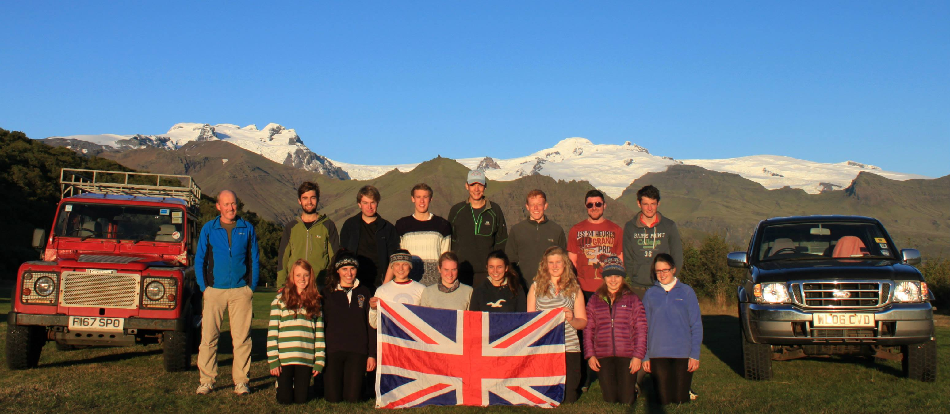Iceland Expedition Summer 2013