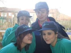 Blakeston Eco Garden Team