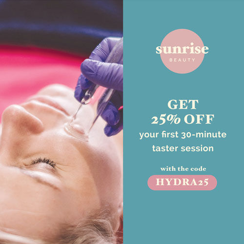 Marlow Beauty Salon Hydrafacial Sunrise July Offers Image 1
