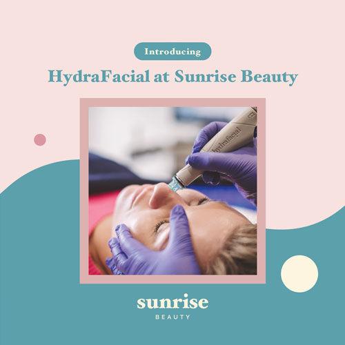 Marlow Beauty Salon Hydrafacial Sunrise Offer Image June 1