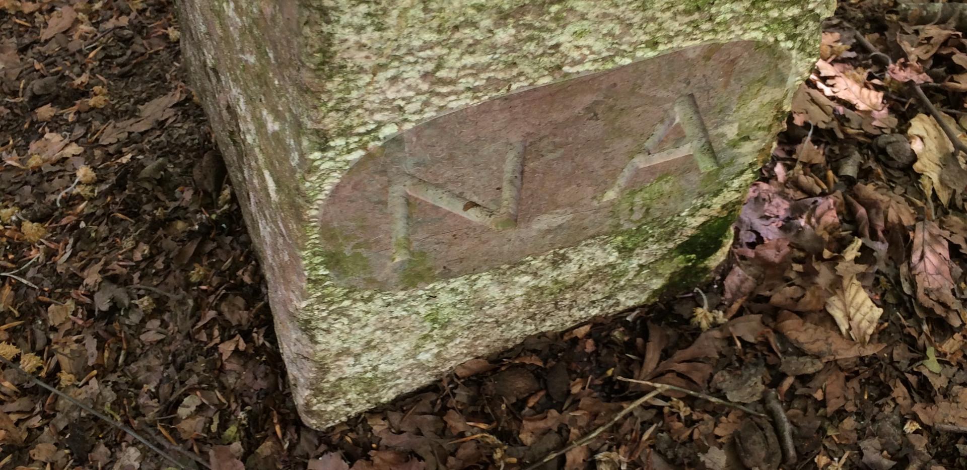 parish boundary marker
