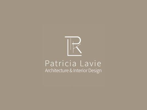 לוגו לאדריכלית ומעצבת פנים