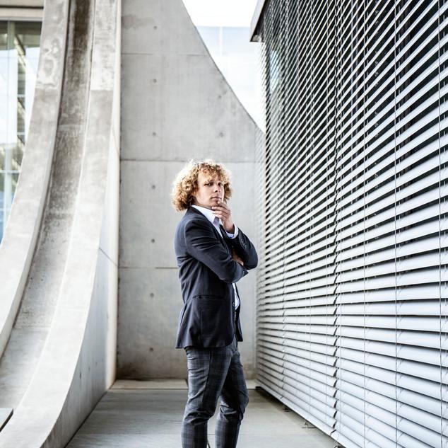 Journalist Paul-Philipp Braun