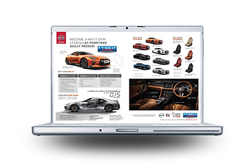 Ferntree Gully Nissan design images