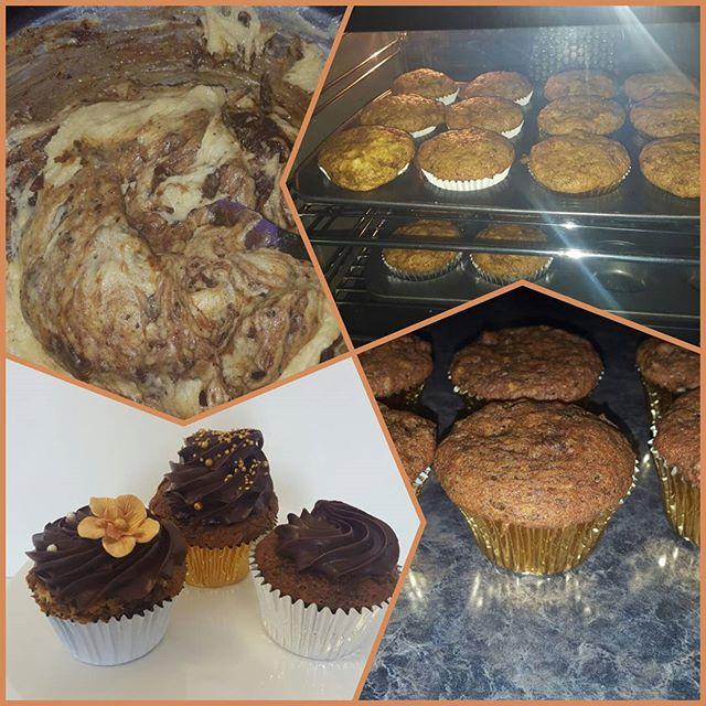 Life of a Sticky Date Pudding_#stickydatepuddings #cupcakes #chocolateganache #scrumptious #howmucht