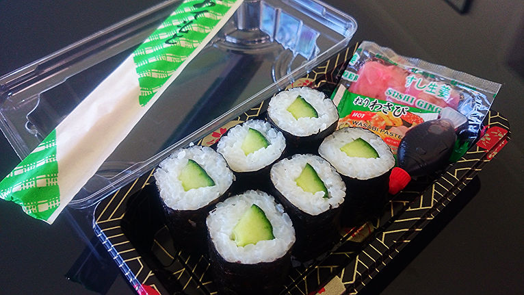 School Sushi in Coffs