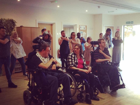 Dance and Disability
