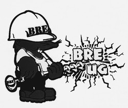 BRE UG Mole B&W