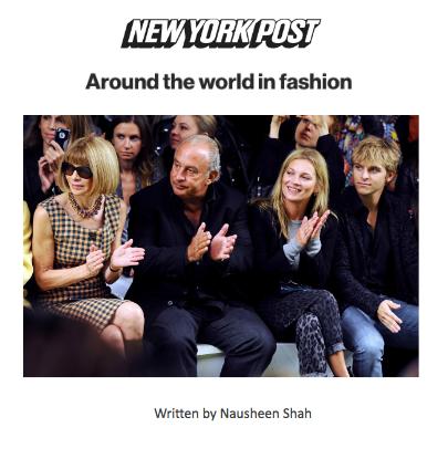 Around the world in fashion