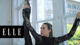 Elle Magazine  –  The Movement Video Series