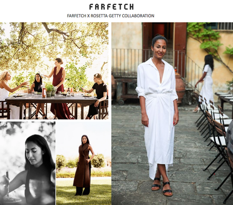 Farfetch: Rosetta Getty's Tuscan Summer Party