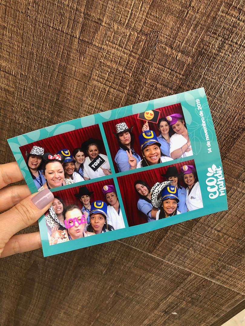 foto 10x15 com 4 poses