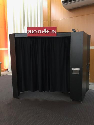cabine de fotos classica