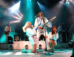Abba Mania in Germany