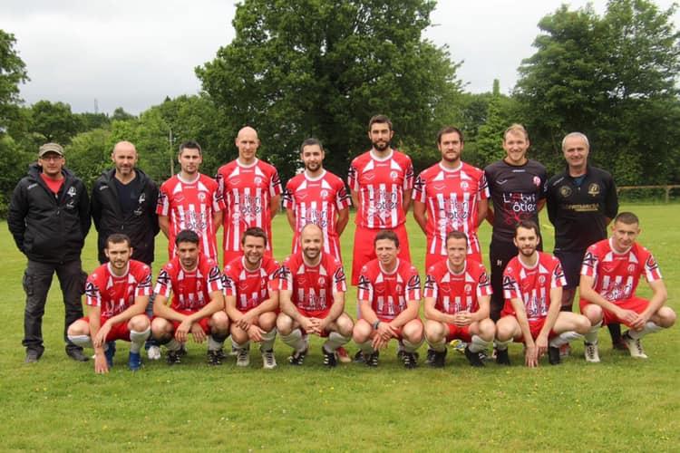 L'équipe Plouyé MU 2019