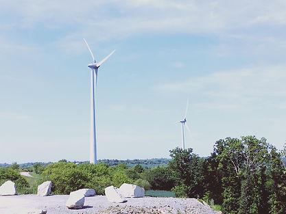 éoliennes Plouyé