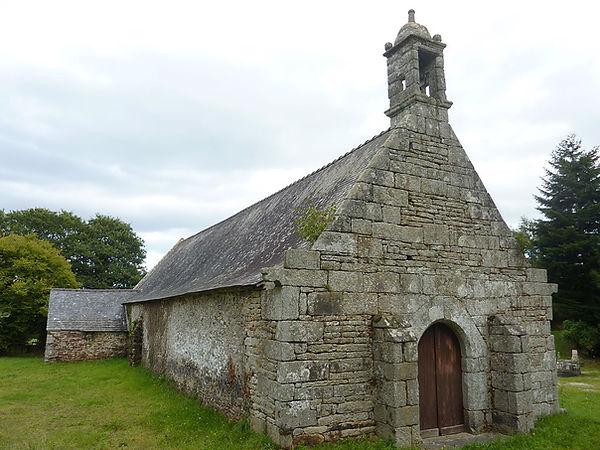 Chapelle Saint Maudez de Plouyé